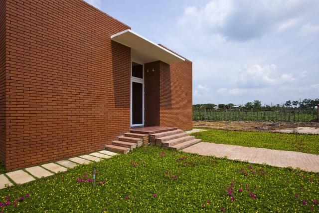 """Vườn rộng 90m2 ở Đồng Nai gây """"sốt"""" vì xây dựng chỉ 500 triệu đ"""